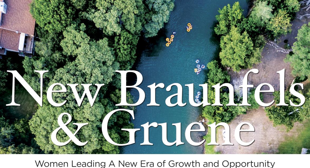 New Braunfels & Gruene