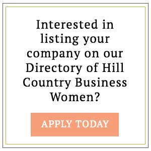 banner ad for Hill Country Woman